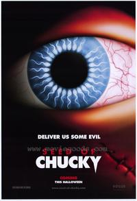 Child's Play 5: Seed of Chucky - 43 x 62 Movie Poster - Bus Shelter Style A