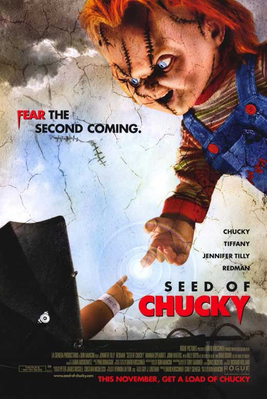 Child's Play 5: Seed of Chucky movie