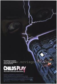 Child's Play - 43 x 62 Movie Poster - Bus Shelter Style A