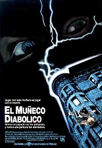 Child's Play - 11 x 17 Movie Poster - Spanish Style A