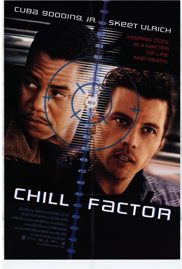Chill Factor Movie Posters From Movie Poster Shop