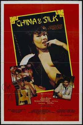 China and Silk - 11 x 17 Movie Poster - Style A