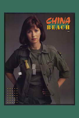 China Beach - 27 x 40 Movie Poster - Style A