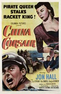 China Corsair - 11 x 17 Movie Poster - Style A