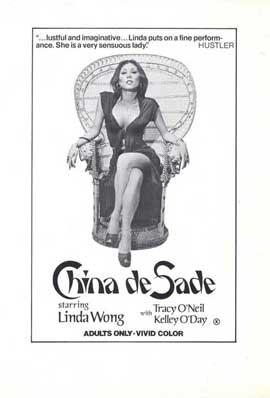 China De Sade - 11 x 17 Movie Poster - Style A