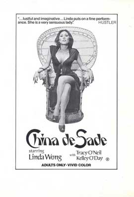 China De Sade - 27 x 40 Movie Poster - Style A