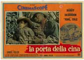 China Gate - 27 x 40 Movie Poster - Italian Style A