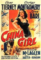 China Girl - 11 x 17 Movie Poster - Style B