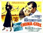 China Girl - 11 x 14 Movie Poster - Style A