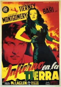China Girl - 11 x 17 Movie Poster - Spanish Style A