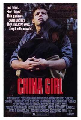 China Girl - 27 x 40 Movie Poster - Style A