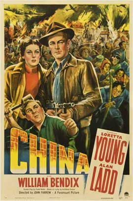 China - 11 x 17 Movie Poster - Style A