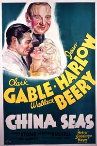 China Seas - 11 x 17 Movie Poster - Style B