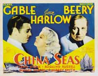 China Seas - 11 x 17 Movie Poster - Style C