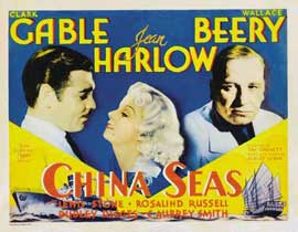 China Seas - 27 x 40 Movie Poster - Style B