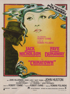 Chinatown - 11 x 17 Movie Poster - French Style B