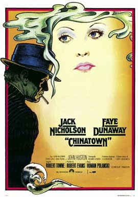 Chinatown - 11 x 17 Poster - Foreign - Style A