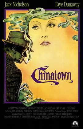 Chinatown - 11 x 17 Movie Poster - Style B