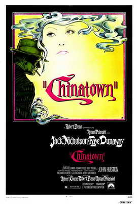 Chinatown - 27 x 40 Movie Poster - Style A