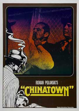 Chinatown - 11 x 17 Movie Poster - Style D