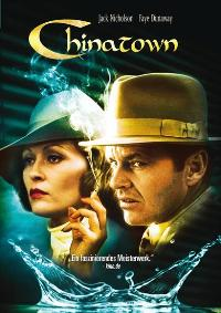 Chinatown - 11 x 17 Movie Poster - German Style B
