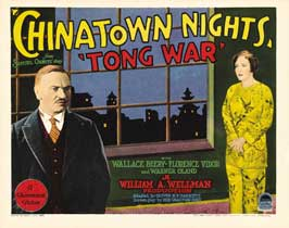 Chinatown Nights - 11 x 14 Movie Poster - Style B