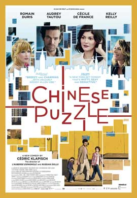 Chinese Puzzle - 27 x 40 Movie Poster - Style A