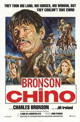 Chino - 11 x 17 Movie Poster - Style B