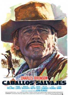 Chino - 27 x 40 Movie Poster - Spanish Style A