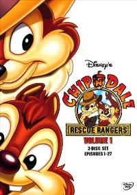 Chip 'n Dale Rescue Rangers (TV) - 11 x 17 TV Poster - Style A