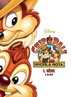 Chip 'n Dale Rescue Rangers (TV) - 11 x 17 Movie Poster - Czchecoslovakian Style A