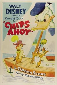 Chips Ahoy - 11 x 17 Movie Poster - Style A