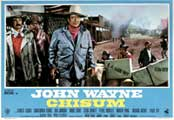 Chisum - 27 x 40 Movie Poster - Style D