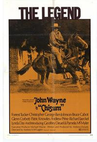 Chisum - 43 x 62 Movie Poster - Bus Shelter Style A