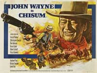 Chisum - 30 x 40 Movie Poster UK - Style A