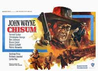 Chisum - 11 x 17 Movie Poster - Style E