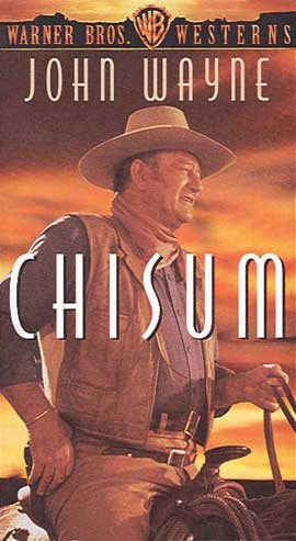 Chisum - 20 x 40 Movie Poster - Style A