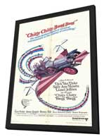 Chitty Chitty Bang Bang - 27 x 40 Movie Poster - Style B - in Deluxe Wood Frame