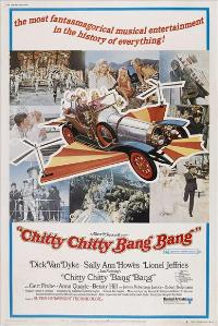 Chitty Chitty Bang Bang - 43 x 62 Movie Poster - Bus Shelter Style B