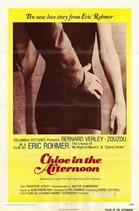 Chloe in the Afternoon - 11 x 17 Movie Poster - Style A