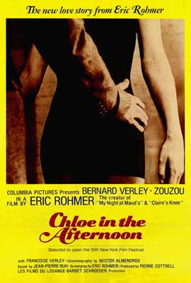Chloe in the Afternoon - 27 x 40 Movie Poster - Style A