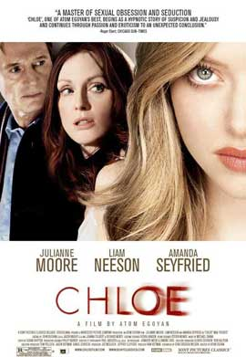 Chloe - 11 x 17 Movie Poster - Style C