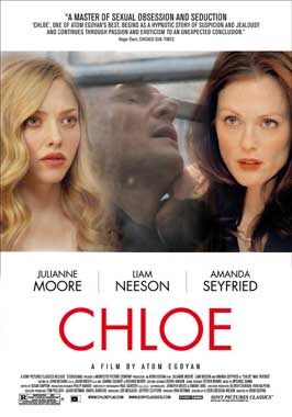 Chloe - 11 x 17 Movie Poster - Style D