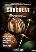 Chocolat - 27 x 40 Movie Poster - Style D