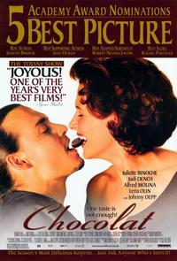 Chocolat - 11 x 17 Movie Poster - Style C