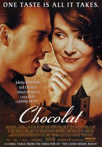 Chocolat - 43 x 62 Movie Poster - Bus Shelter Style A