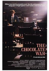 The Chocolate War - 43 x 62 Movie Poster - Bus Shelter Style A