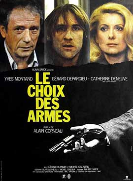 Choice of Arms - 11 x 17 Movie Poster - French Style A