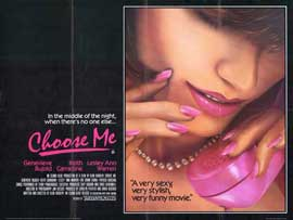 Choose Me - 11 x 14 Movie Poster - Style A