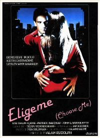 Choose Me - 27 x 40 Movie Poster - Spanish Style A